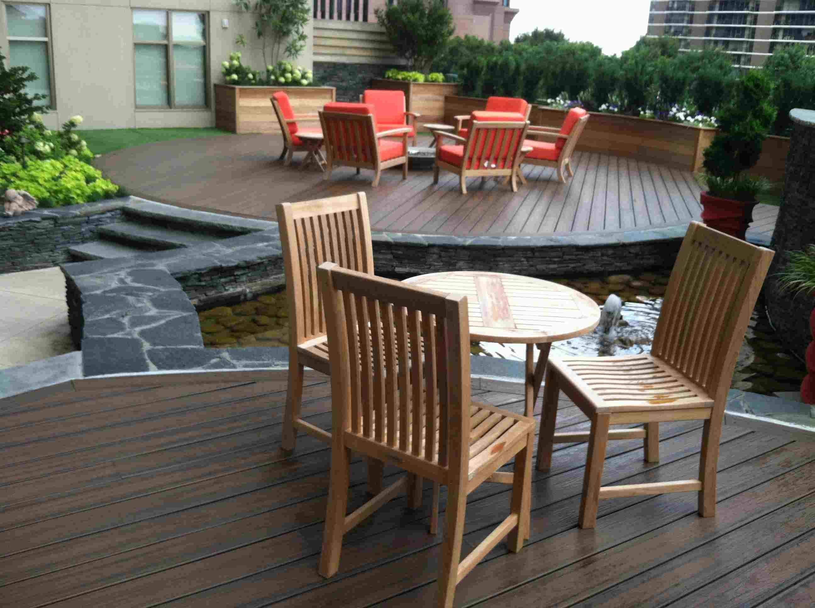 Atlanta teak furniture atlanta georgia for Outdoor furniture atlanta