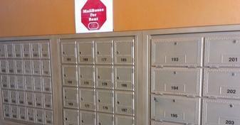 Parcel Post Mail Center