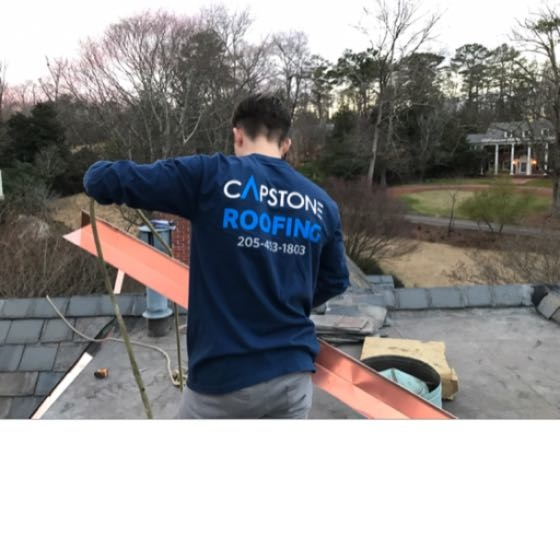 Are you in need of a roof repair or roof installation in Birmingham?  Call Capstone Roofing, LLC and we will set a time for one of our managers to meet with you to discuss your roofing needs.  We look forward to the opportunity to serve you.