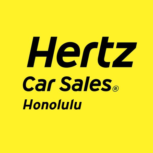 image of the Hertz Car Sales Honolulu