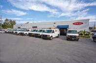 United Fire Orlando Service Trucks