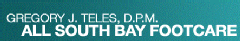 All South Bay Footcare - Torrance, CA