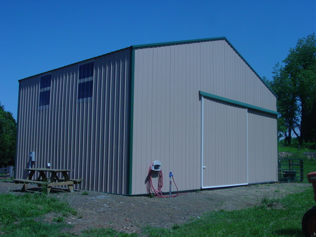 Lyon Metal Roofing Carports : Lyon metal roofing piney flats tennessee tn