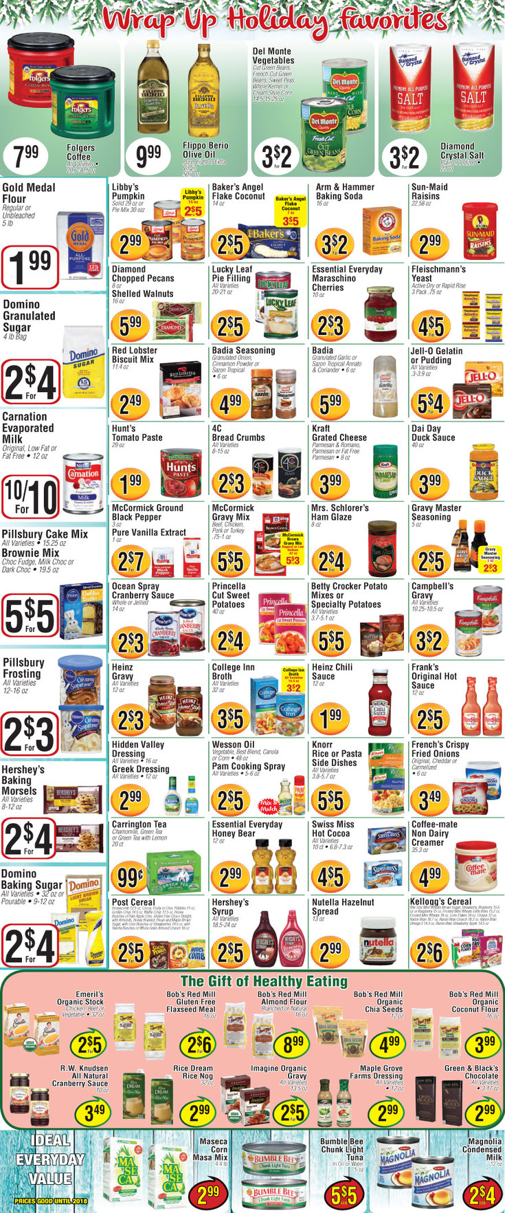 Find grocery deals near me