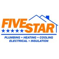 Five Star Plumbing Heating Cooling