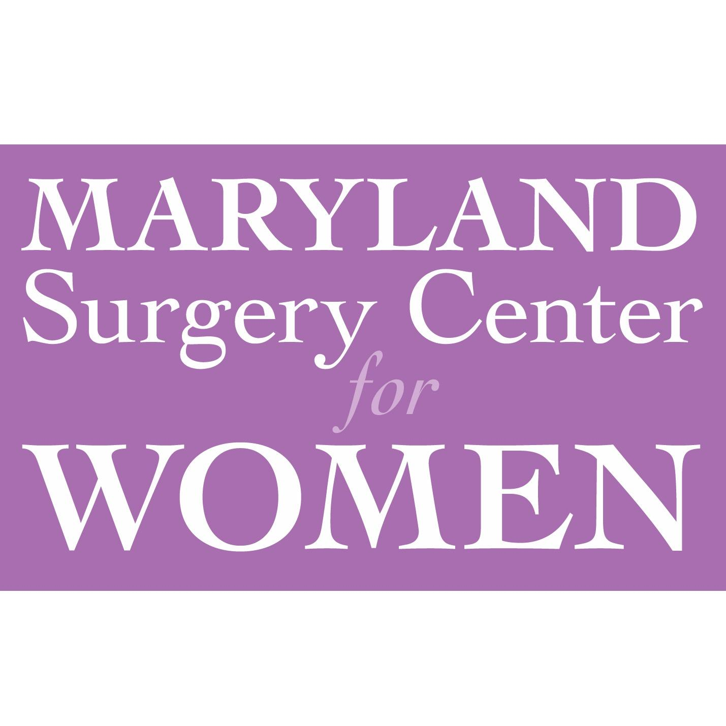 Maryland Surgery Center for Women