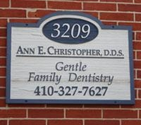 Christopher Ann E DDS