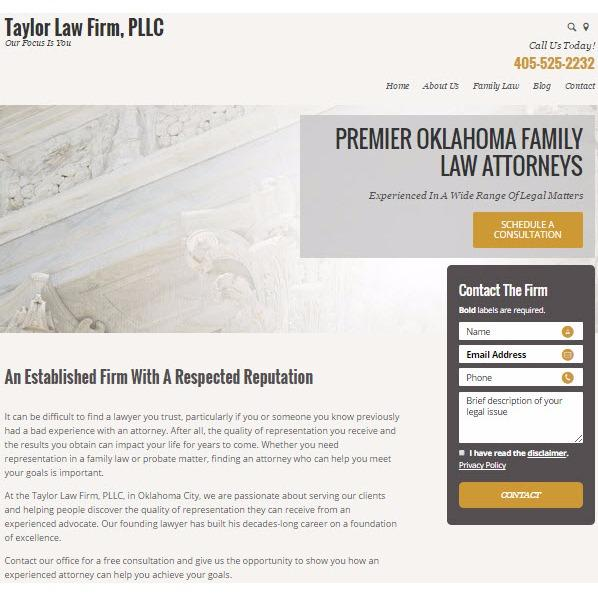 Taylor Law Firm, PLLC