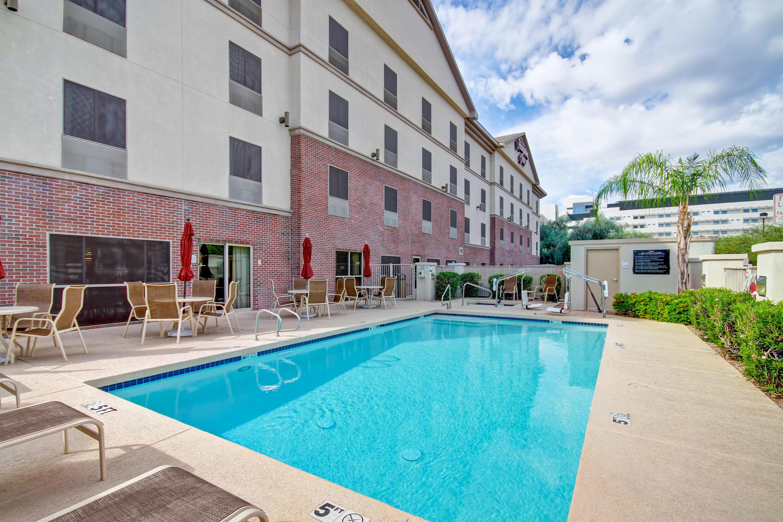 Hampton inn phoenix midtown downtown area phoenix arizona az for Hilton garden inn phoenix midtown