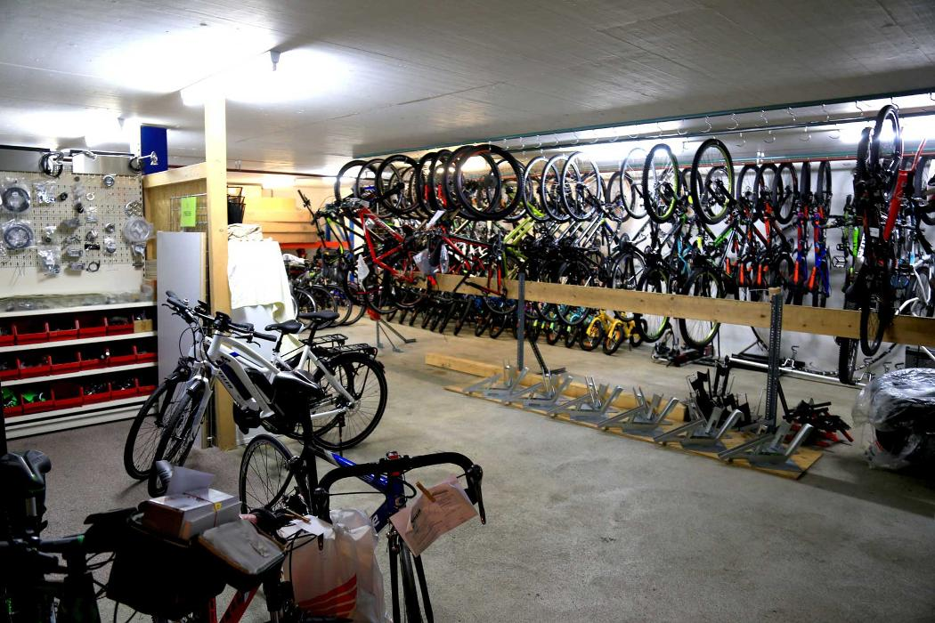 Bike Oase AG