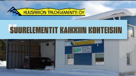 Kuusamon Taloelementti Oy