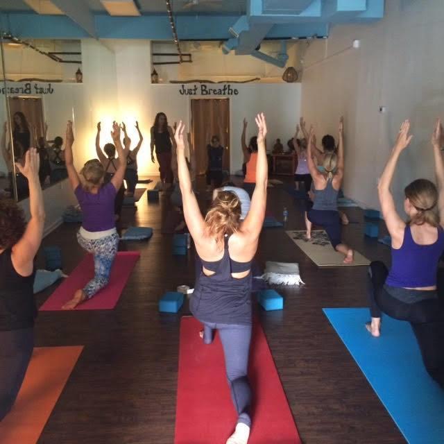 Monmouth Beach Yoga & Wellness