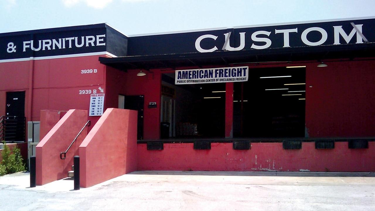American Freight Furniture And Mattress Winter Park Florida Fl