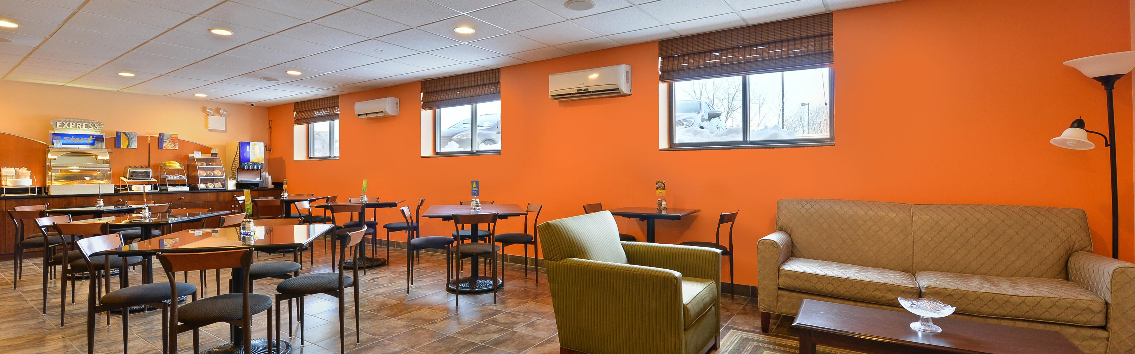 Holiday Inn Staten Island West Review