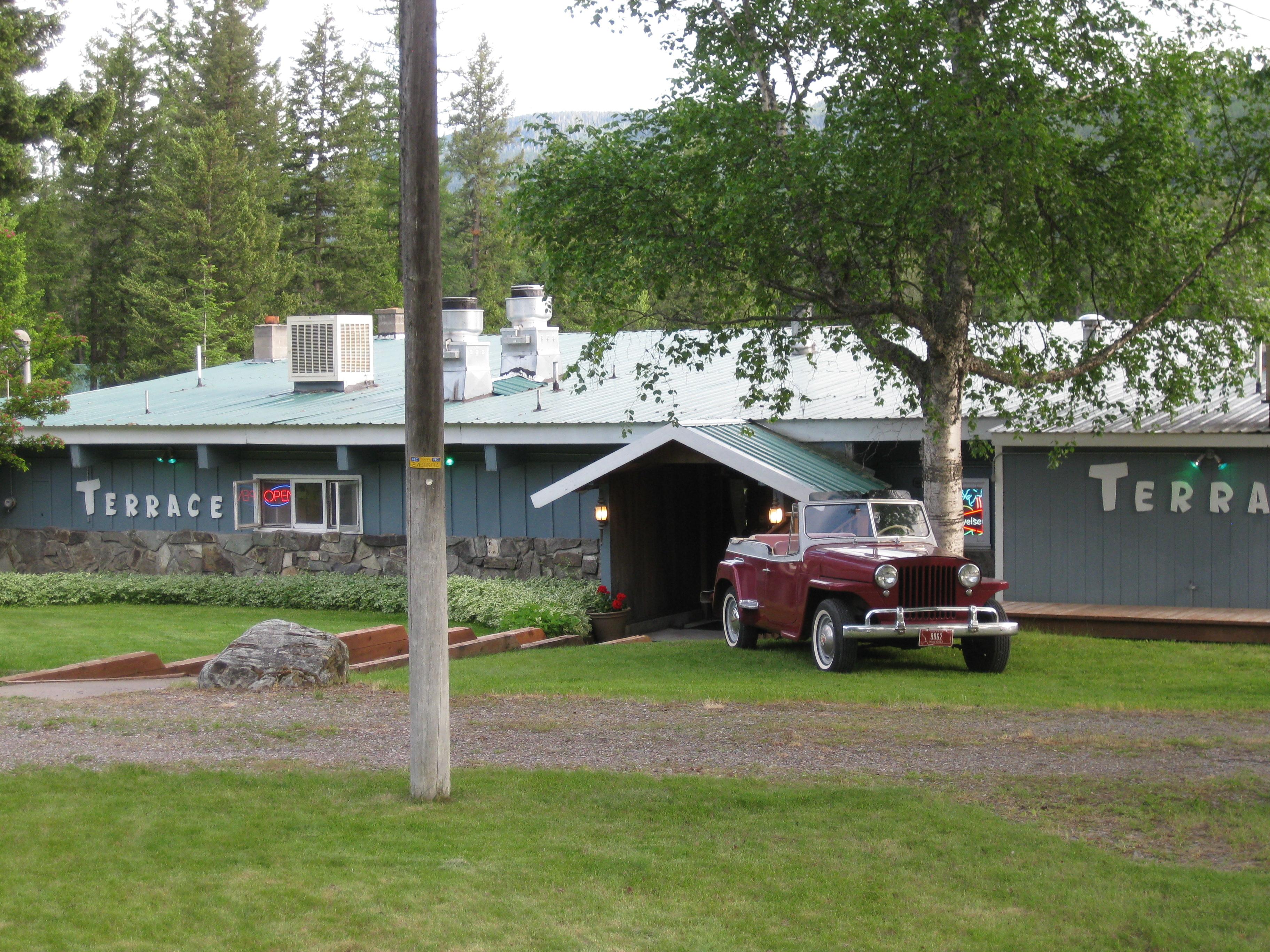 The Terrace Supper Club  On Swan Lake