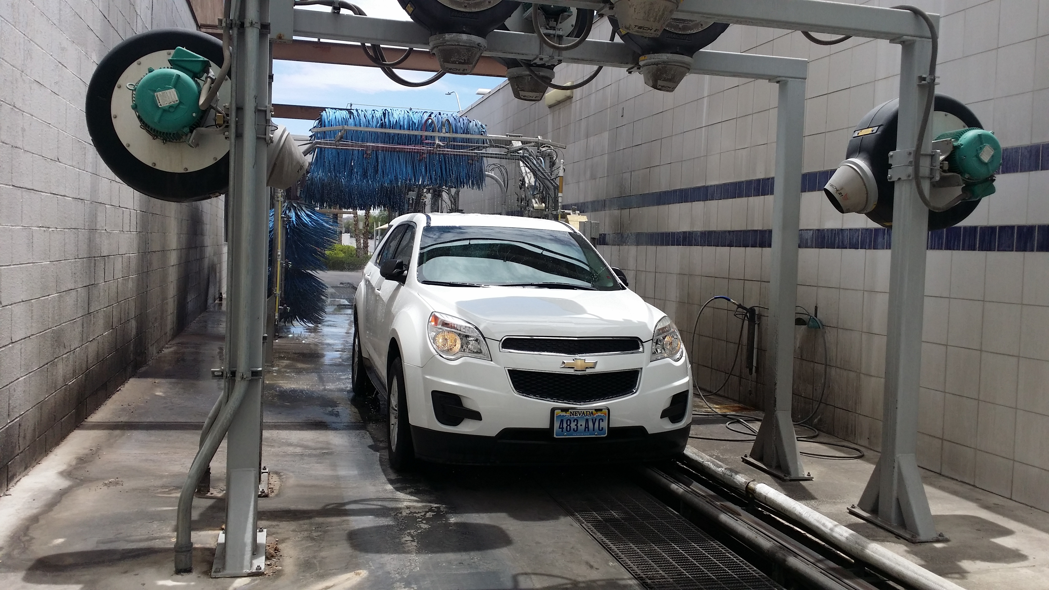 Interior Car Wash Offers Near Me