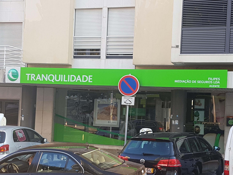 TRANQUILIDADE: Agente Filipes Mediação Seguros Lda.