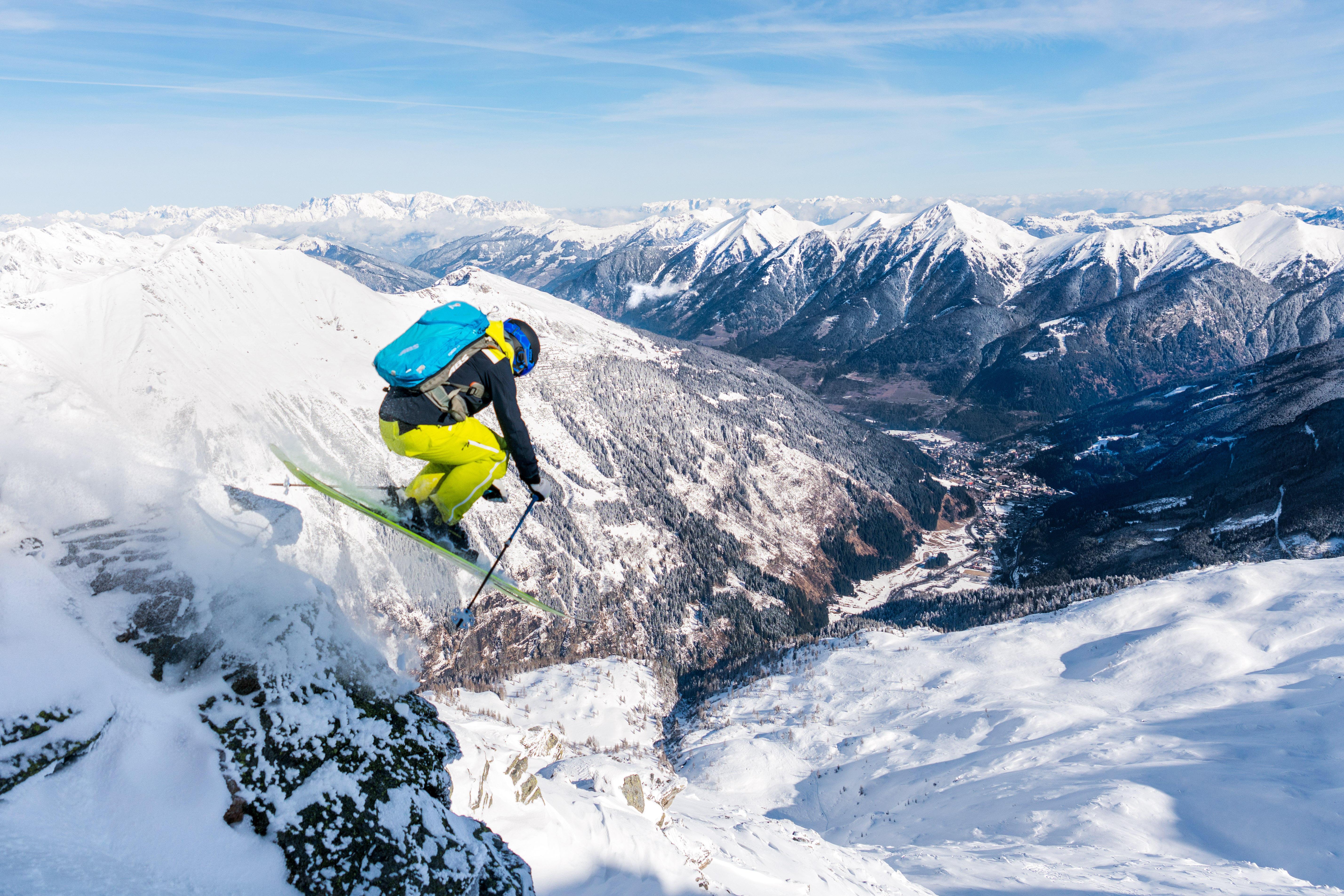 Gastein: Urlaub mit Thermen, Ski und Wandern im Gasteinertal
