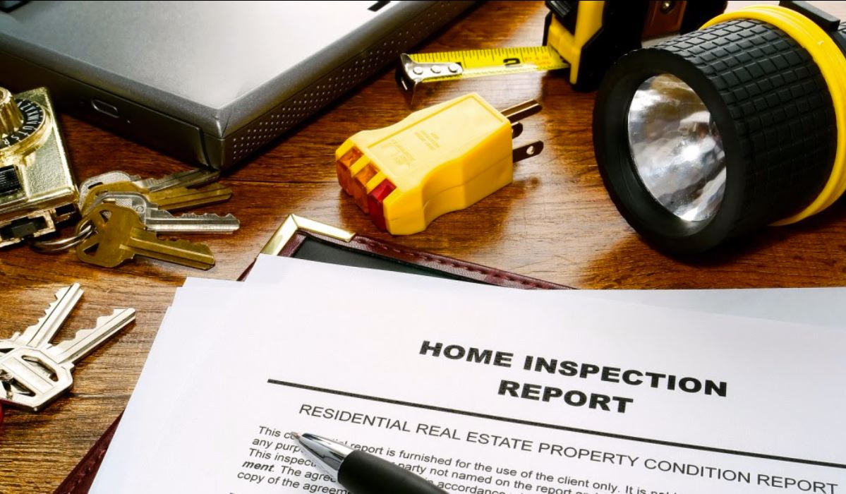 The Inspection Company Llc Riverside Missouri Mo