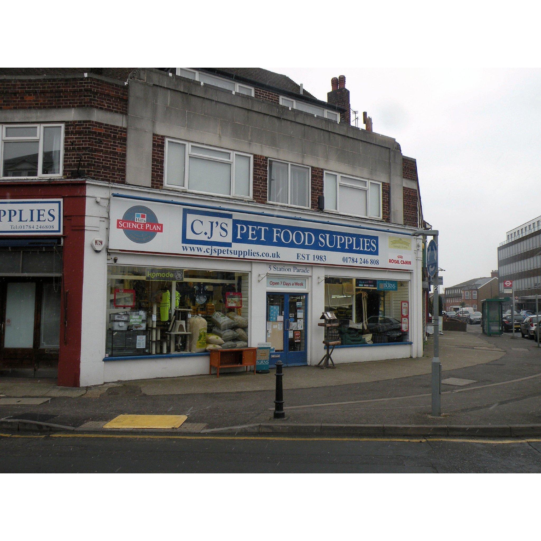 C.J's Petfood Supplies - Ashford, Surrey TW15 2RX - 01784 246808 | ShowMeLocal.com