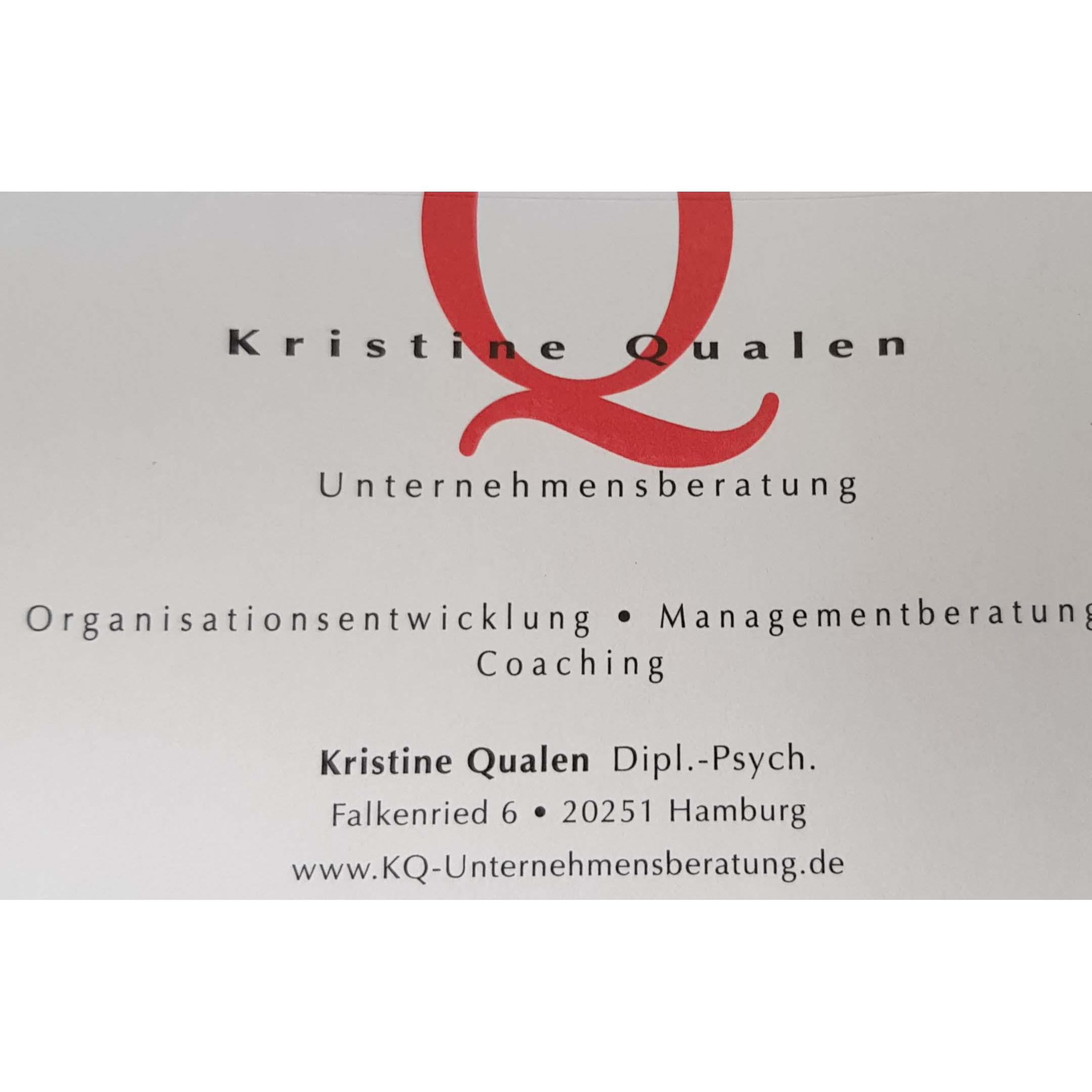 Bild zu Dipl.-Psych. Kristine Qualen Organisationsentwicklung Managementberatung Coaching in Hamburg