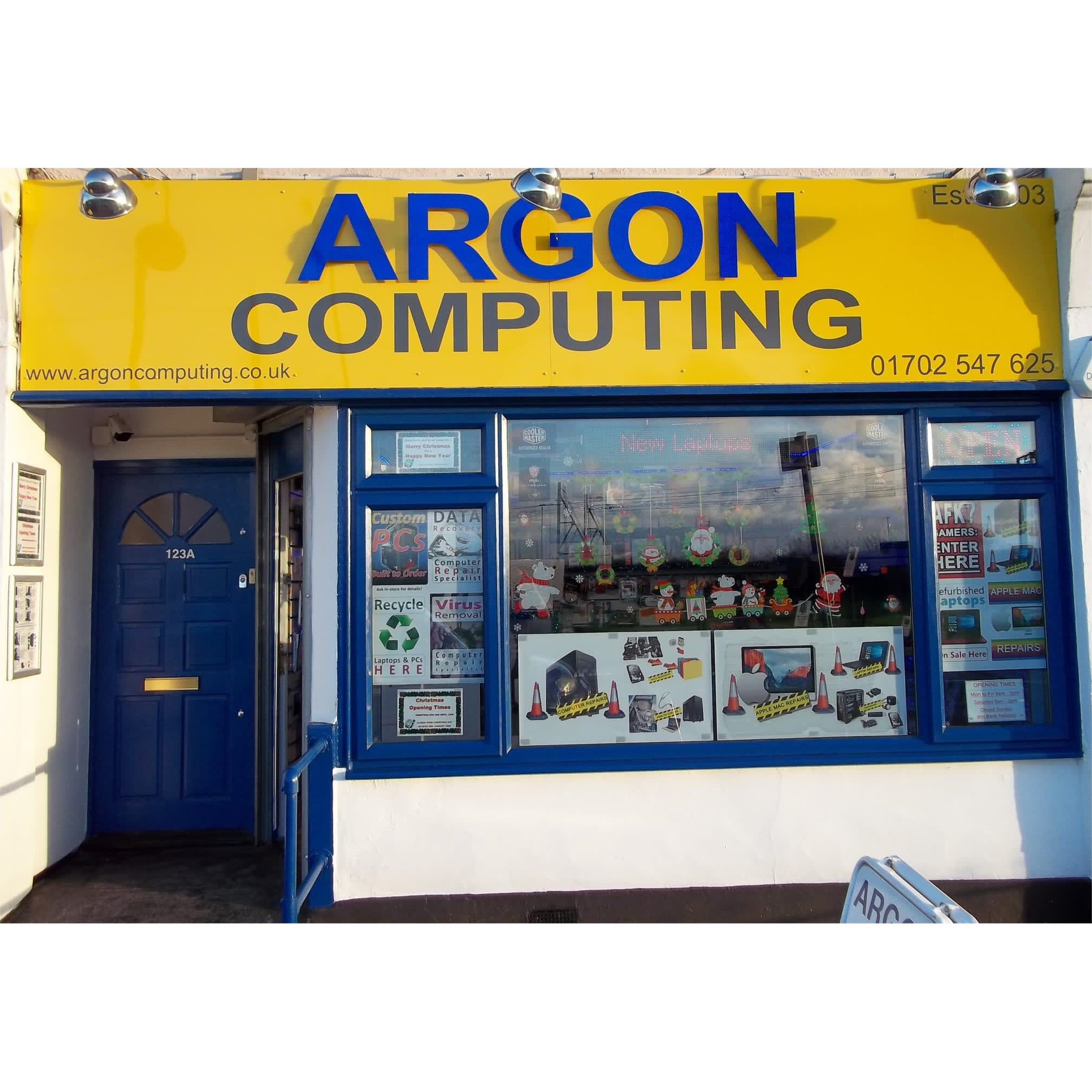 Argon Computing Ltd