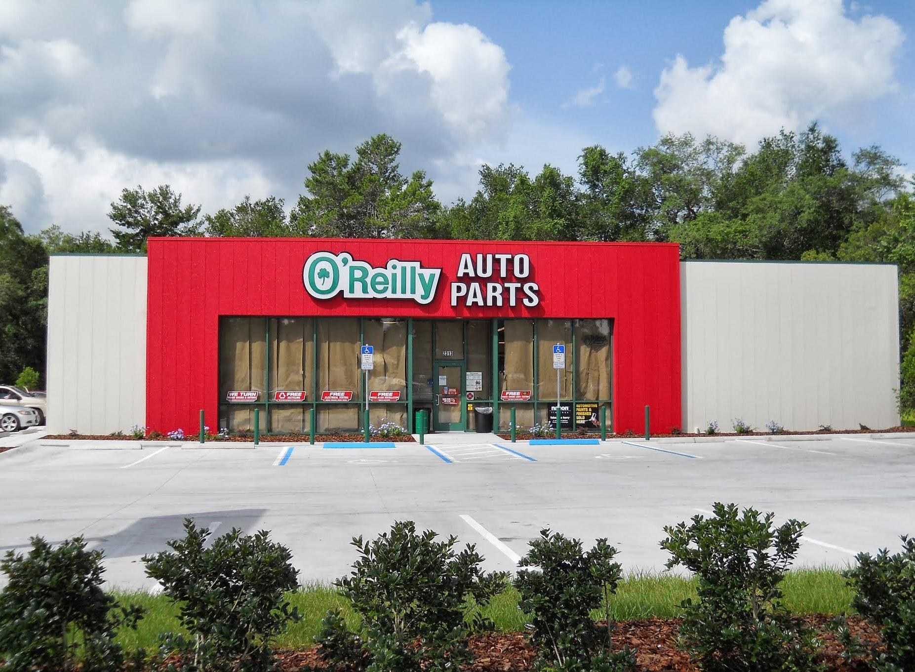 O Reilly Auto Parts In Inverness Fl 34453