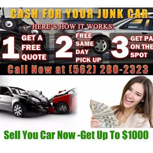 Express junk car for cash