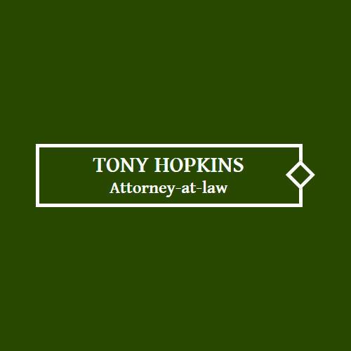 Tony Hopkins, Attorney-at-Law