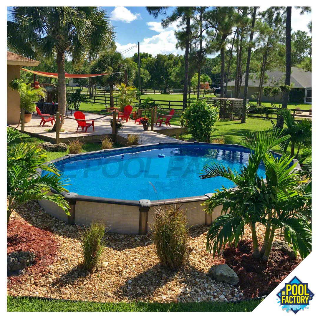 Complete your dream home and purchase your above ground or semi-inground pool from The Pool Factory. Saltwater pools and pool packages are available. Its collection of pool supplies include sand filter systems, mineral water systems, chlorine generator and tablets, and pool cleaners.