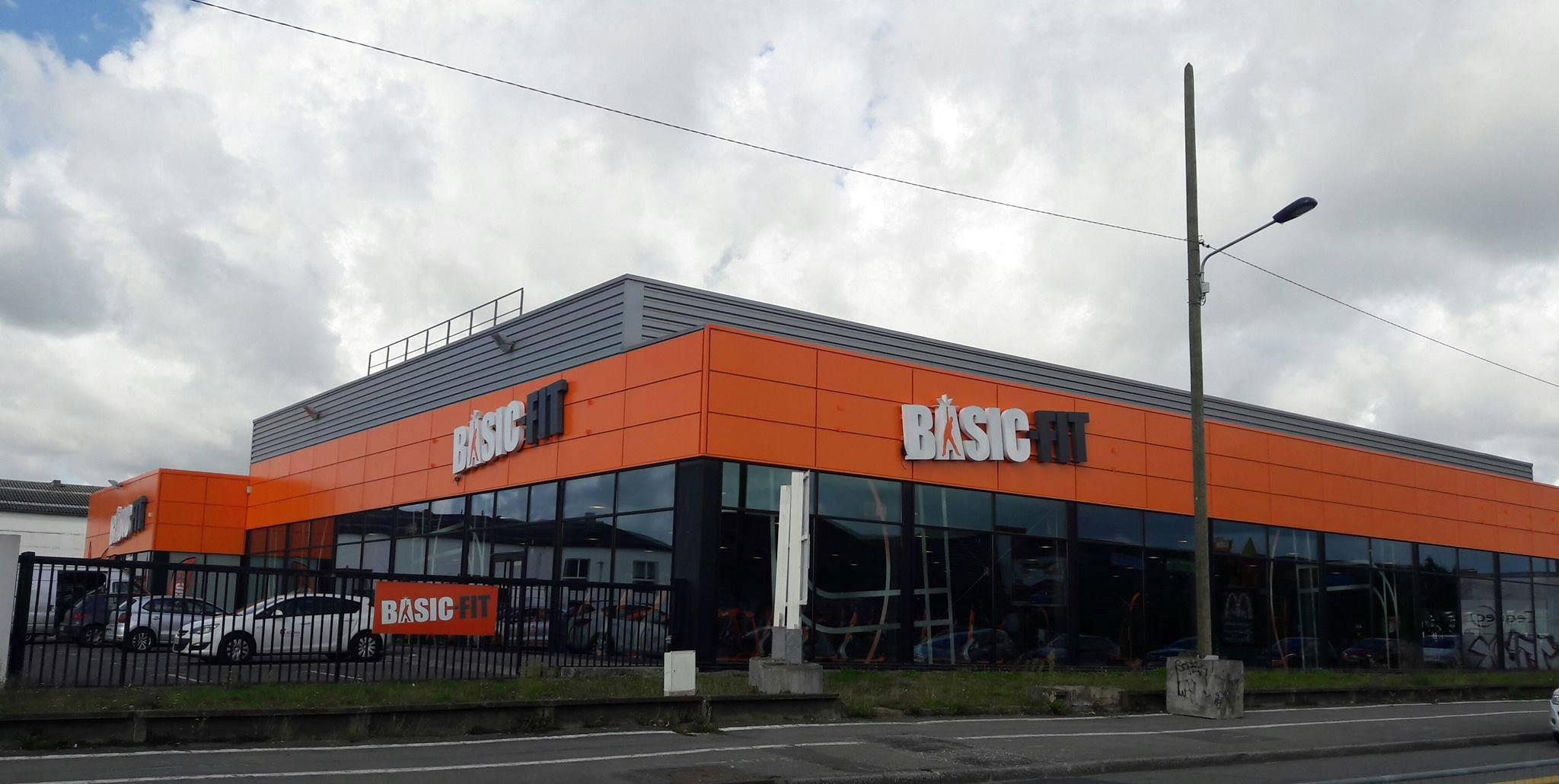 Basic-Fit Rennes Rue Doneliere 24/7