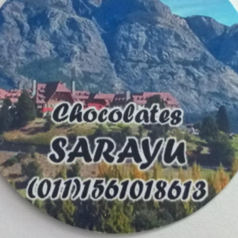 CHOCOLATES SARAYU Logo