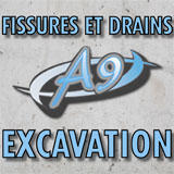 Excavating Contractor in QC Sorel-Tracy J3P 0L9 Fissures et Drains A9 Excavation 2050 rang Sainte-Therese  (450)880-1152