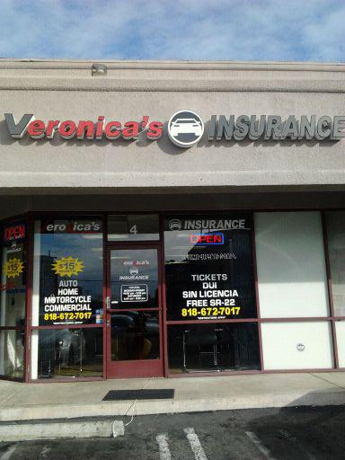 Veronica's Auto Insurance