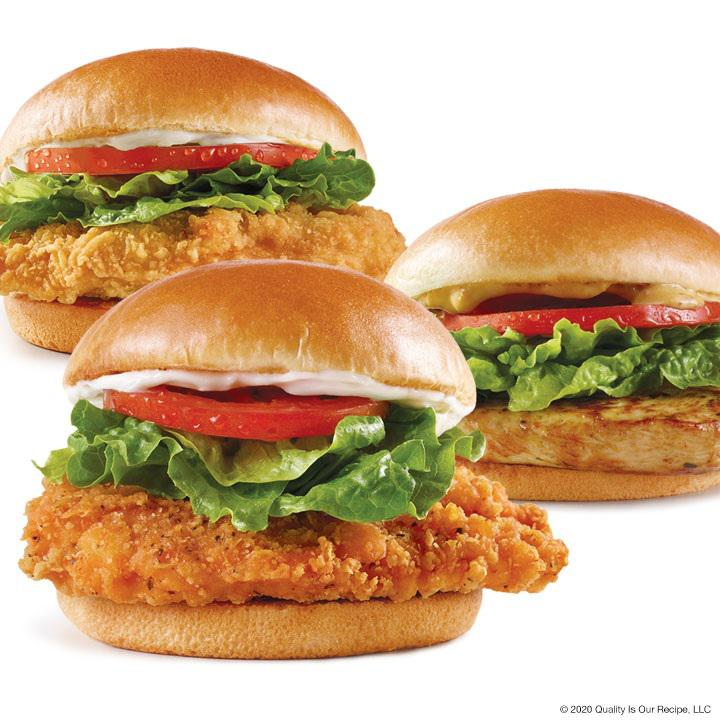 Wendy's chicken sandwiches: homestyle, grilled and spicy Wendy's Freehold (732)303-8443