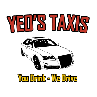 Yeo's Taxis Logo