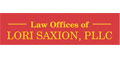 Saxion Family Law