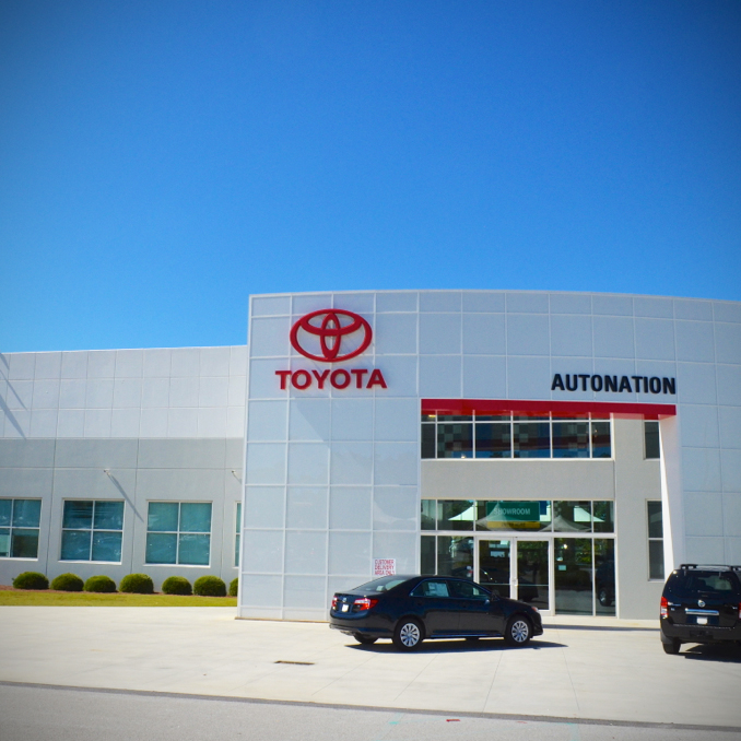 Lithia Motors Home: AutoNation Toyota Thornton Road
