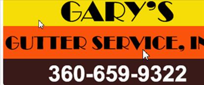 Gary's Gutter Service