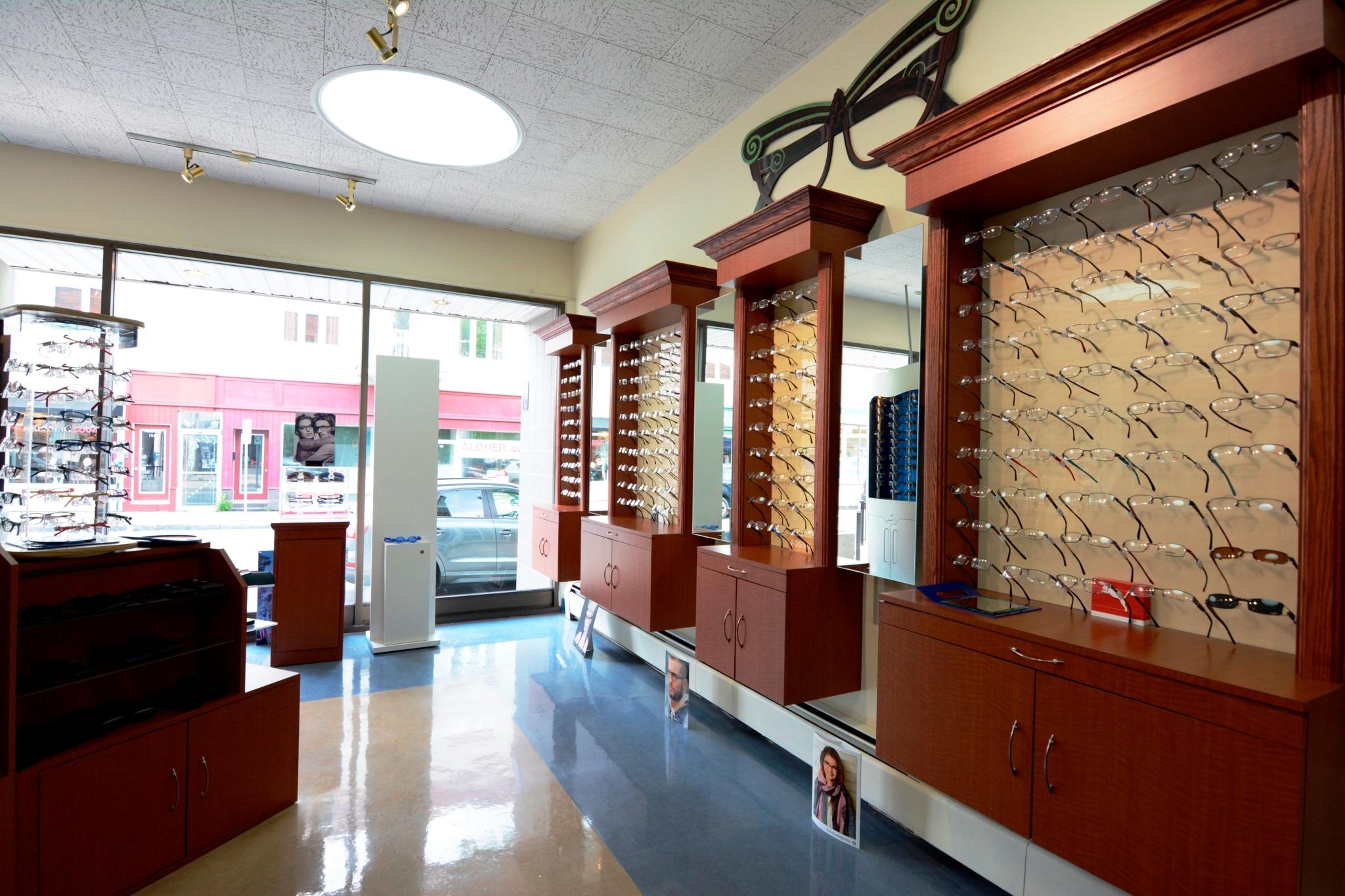 Labbé Marc Opticien d'Ordonnance à Drummondville