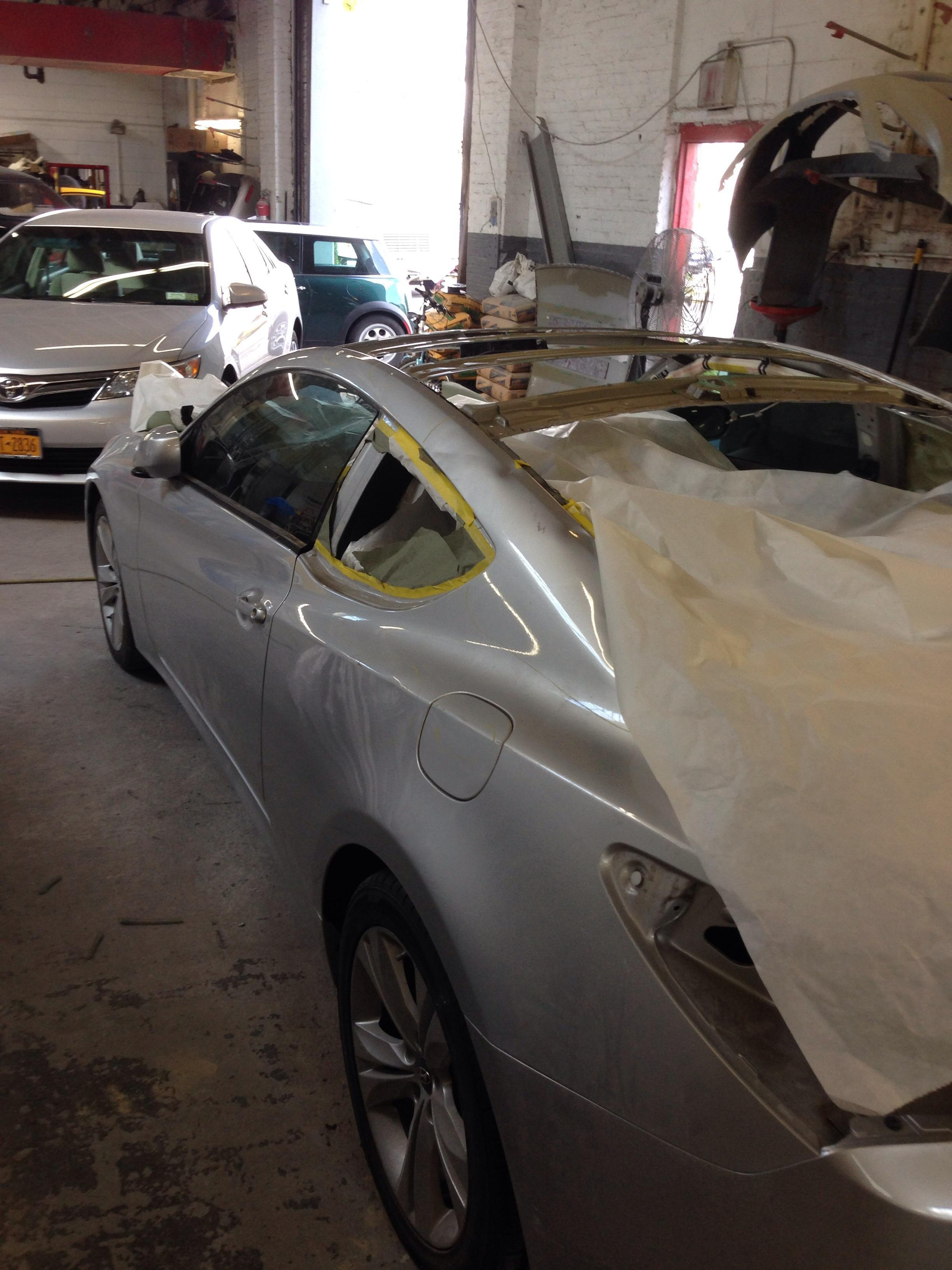 Maaco collision repair auto painting staten island new for Maaco paint and body