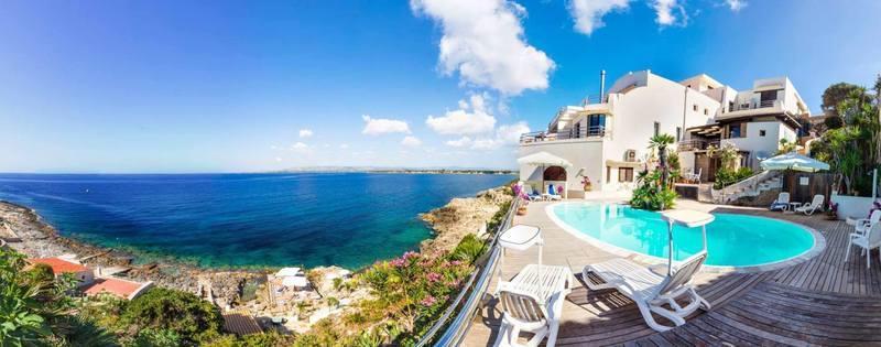 Hotel la rosa sul mare alberghi alberghi ristoranti for Alberghi di siracusa