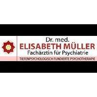 Bild zu Dr.med. Elisabeth Müller Ärztliche Psychotherapie in Erfurt