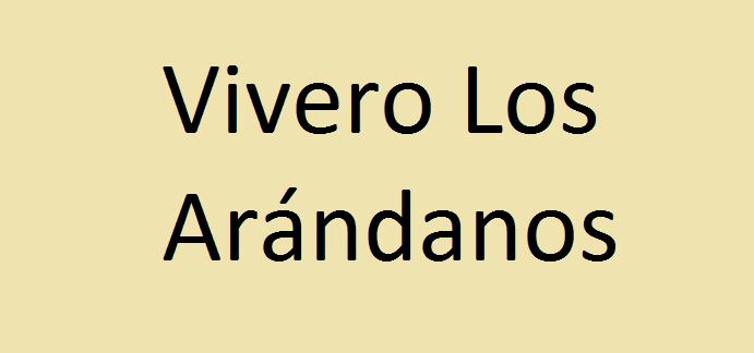 VIVERO LOS ARANDANOS