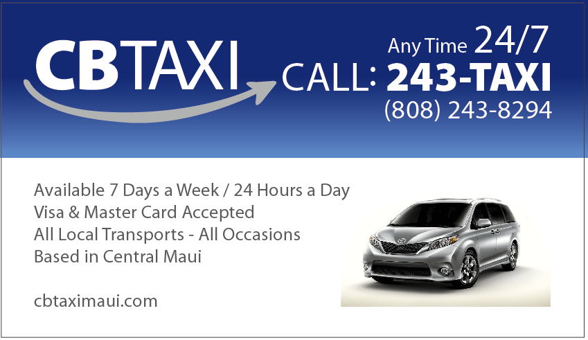 CB Maui Taxi Service
