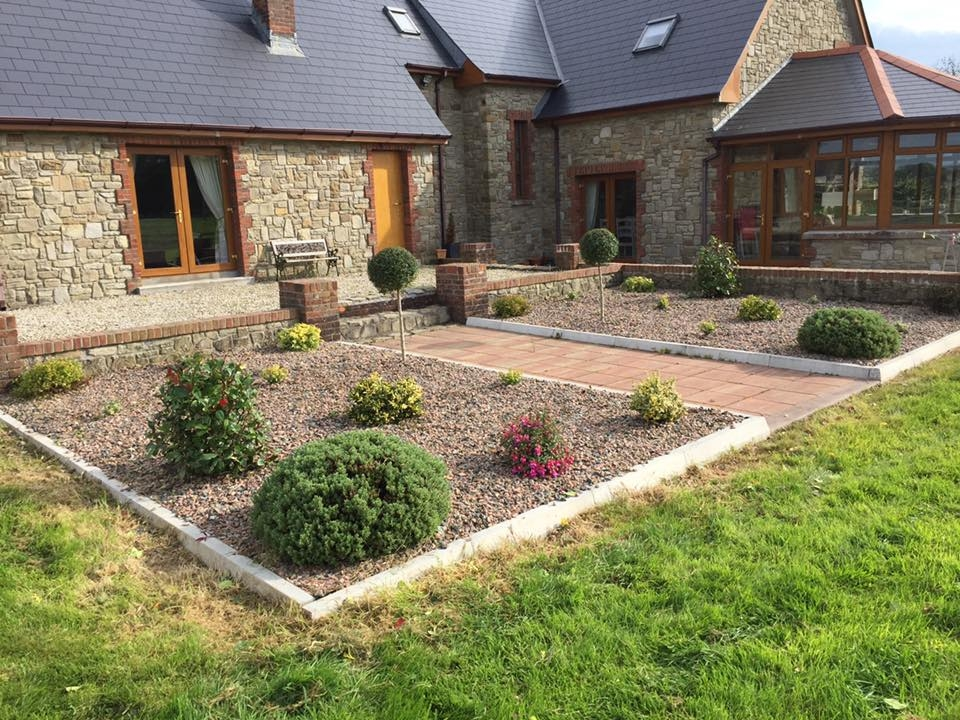 costins plants and landscaping garden design kildare - Garden Design Kildare