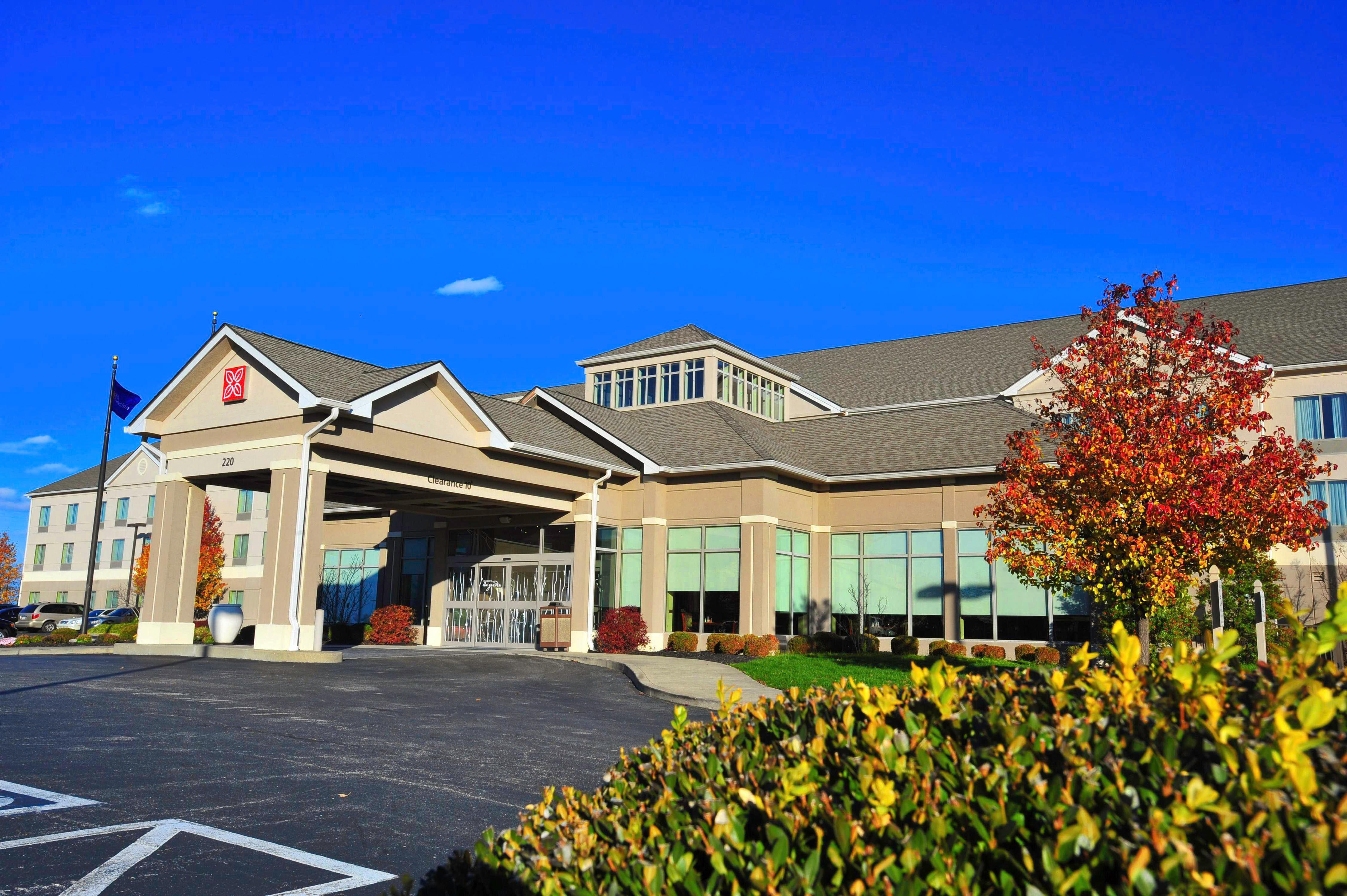 Hilton Garden Inn Evansville Evansville Indiana