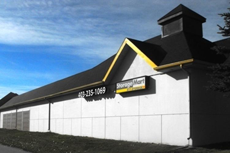 StorageMart in Calgary