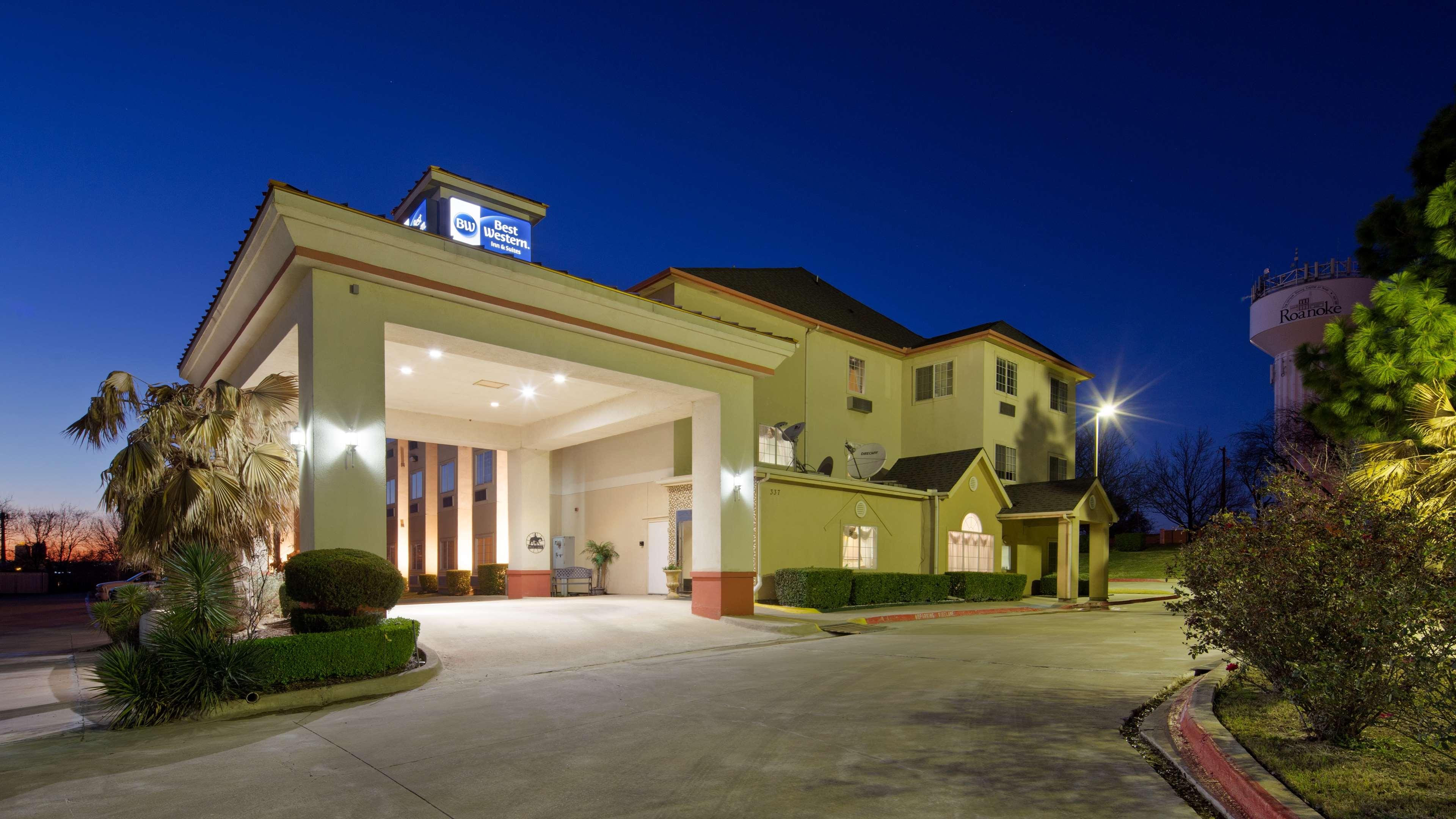 Best western roanoke inn suites in roanoke tx 76262 for Hotels closest to texas motor speedway