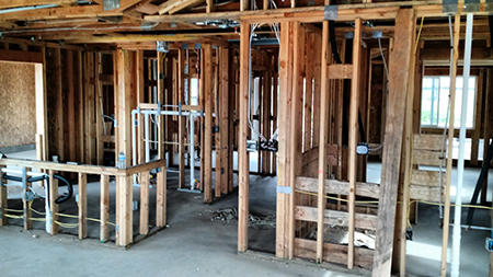 New construction electrical GJ Electric LLC Grand Junction (970)424-0983